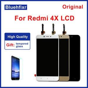 Image 2 - Оригинальный Для Xiaomi Redmi 4X ЖК дисплей Дисплей Сенсорный экран Тесты хорошее замены дигитайзер Ассамблеи для Xiaomi Redmi 4X Pro 5,0 дюйма