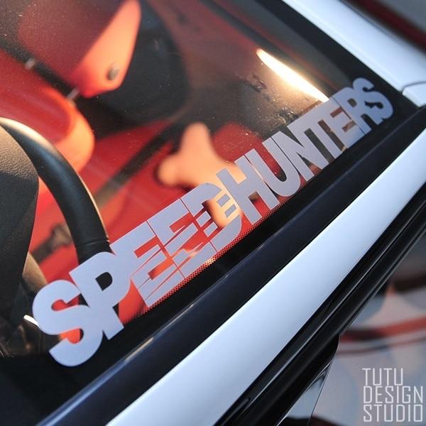 X2 Hoon Car Bike Window Bumper Vinyl Stickers Decals Ken Block JDM Euro 22
