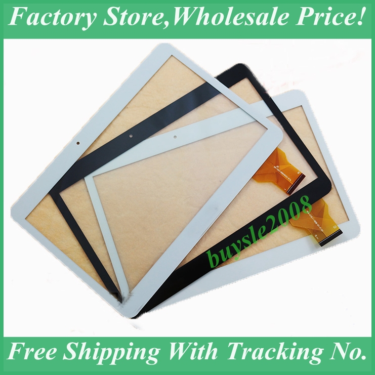100% New Touch Screen Digitizer 10.1 For Lenovo A101 3G Quad core Tablet MTK6582 Touch Panel Sensor Free Shipping