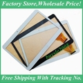"100% New Touch Screen Digitizer 10.1"" For Lenovo A101 3G Quad core Tablet MTK6582 Touch Panel Glass Sensor Free Shipping"