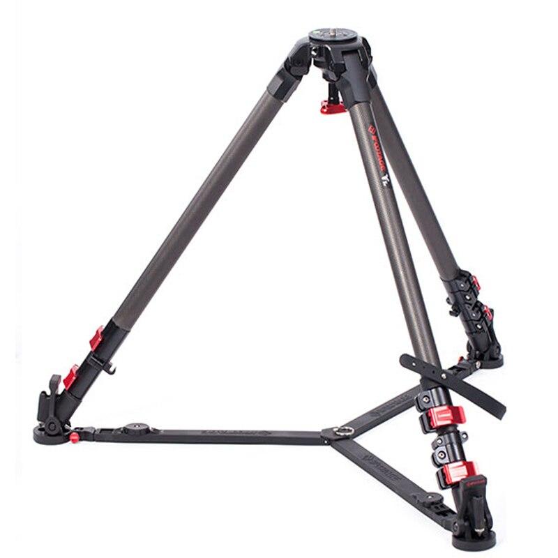 IFOOTAGE Wild Bull T7 Carbon Fiber font b Legs b font Professional Video Camera font b
