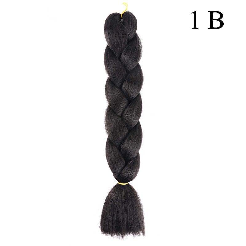 80 см/31in Jumobo плетение синтетических расширение твист волос вечерние укладки волос