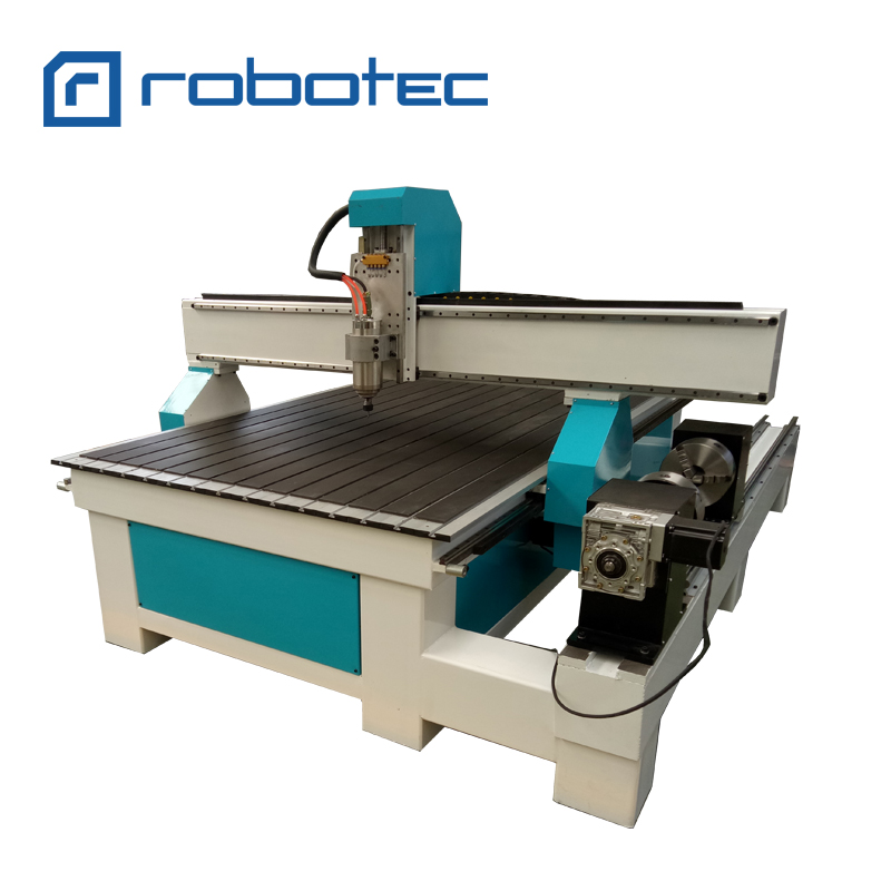 Hot Sale! 1325 1530 CNC Carving Machine 3D Engraving Milling Machine With T-slot Working Table