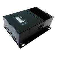 45A MPPT парить зарядки Управление Лер с ЖК дисплей Max 150 В Вход 4 этап зарядки алгоритм свет и таймер Управление
