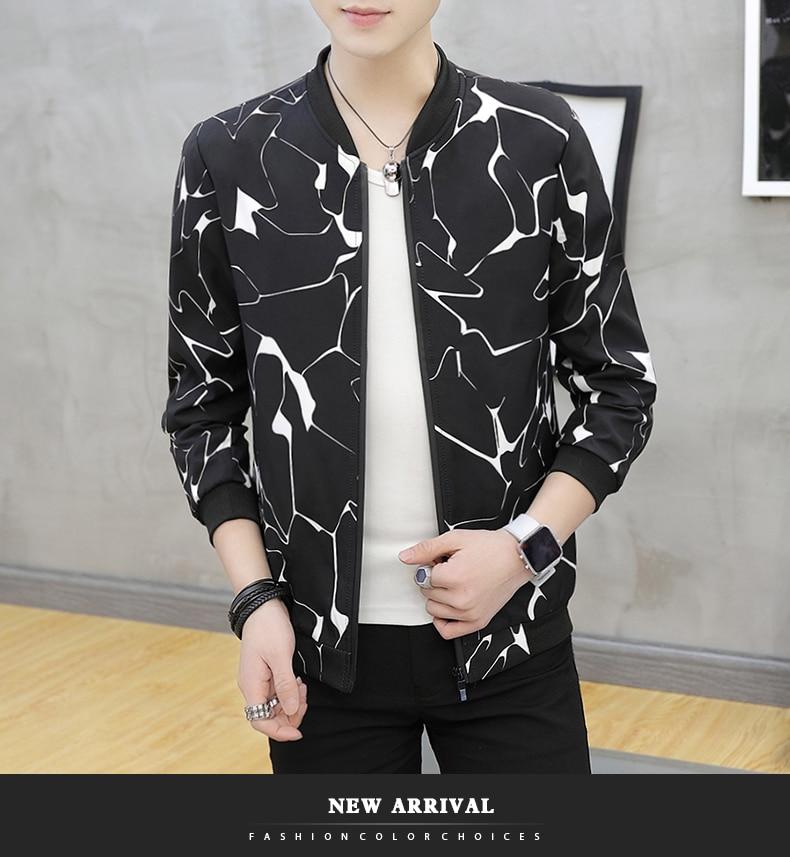 HTB1wyA.EXmWBuNjSspdq6zugXXaK Bomber Jacket Men 2019 Autumn Mens Pilot Jacket Sportswear Bomber Jacket Fashion Casual Mens jackets Coats Outwear Windbreaker