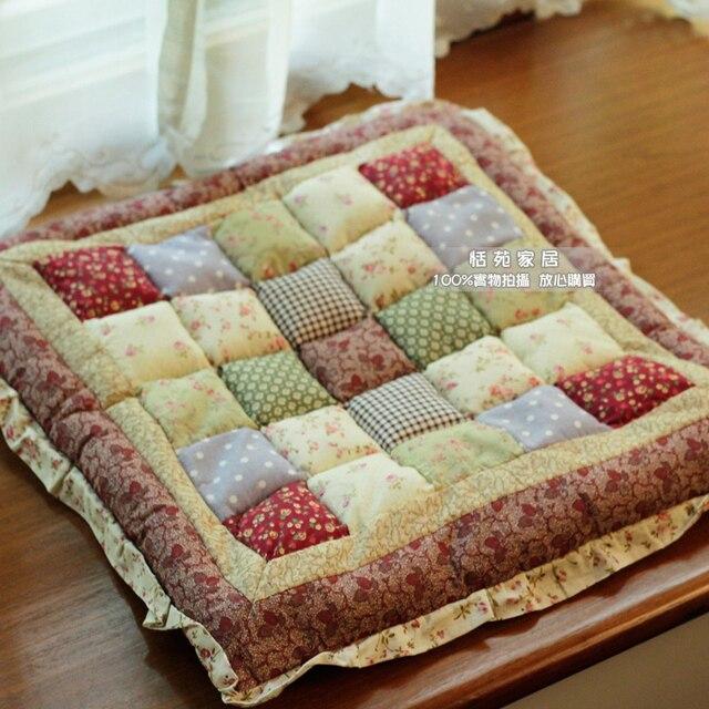 Aliexpress Com Buy Rustic Cushion Fabric Quilting