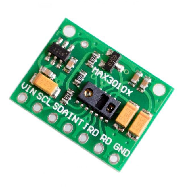 Low Power MAX30102 Heart Rate Oxygen Pulse Breakout Borad module Replace MAx30100 sanicat oxygen power в москве