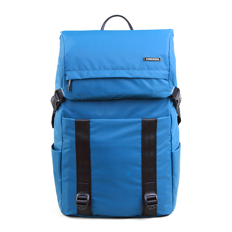 все цены на Kingsons New Nylon Waterproof Men Women Backpack Computer Bag Leisure Travel School Bags 15.6 Inch Laptop Men's Backpack Mochila