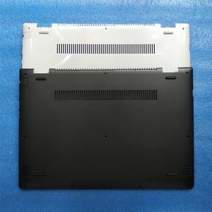 Nueva/Original cubierta inferior para Lenovo Yoga 510 14 Yoga 510-14isk flex 4 14 flex 4-1480 Carcasa inferior para portátil cubierta negro/blanco
