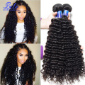 7A Bele Virgin Hair Malaysian Curly Hair 4 Bundles Vip Beauty Malaysian Deep Wave Curly Weave Human Hair Malaysian Virgin Hair