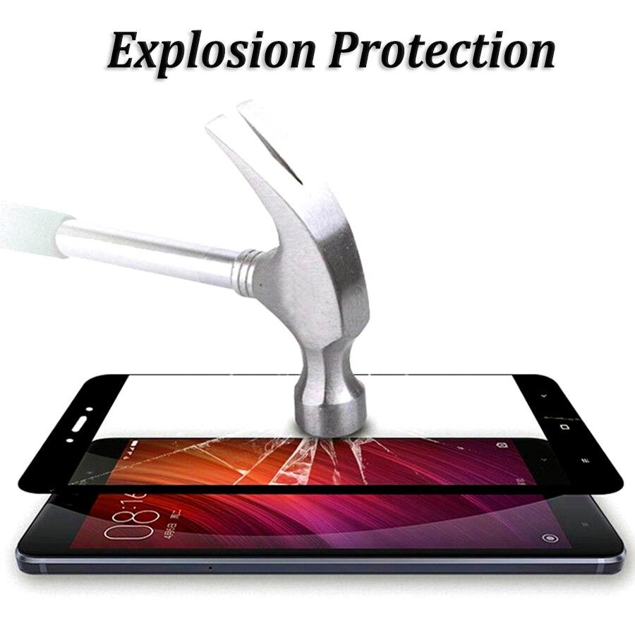 Vollständige Abdeckung aus gehärtetem Glas für Xiaomi Redmi Note 3 - Handy-Zubehör und Ersatzteile - Foto 3