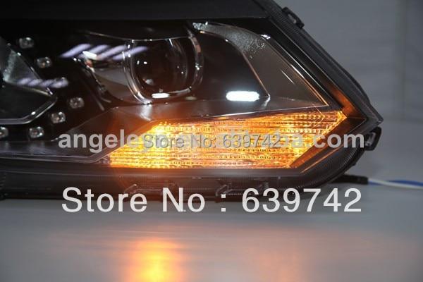Za VW 2012-2014 godine LED svjetiljke Tiguan s biksenonskim - Svjetla automobila - Foto 6