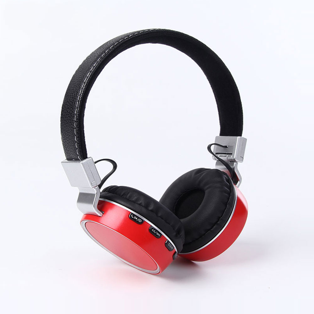 Foldable Stereo Bluetooth Headphone Portable Handsfree Car Earphone Wireless Headset With Mic Support TF Card For Phone Mp3 Girl bq 618 wireless bluetooth v4 1 edr headset support handsfree earphone with intelligent voice navigation for cellphones tablet