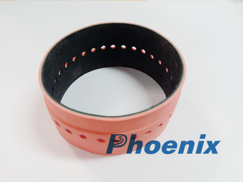 Heidelberg slow down belt M2.015.357 for SM74 CD102 pink 220*38mm top quality imported international standard in stock