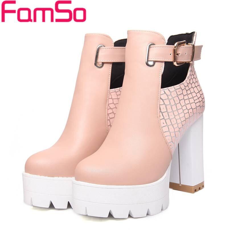 Plus Size 34 43 2016 Sexy font b Women s b font Boots Designer High Quality