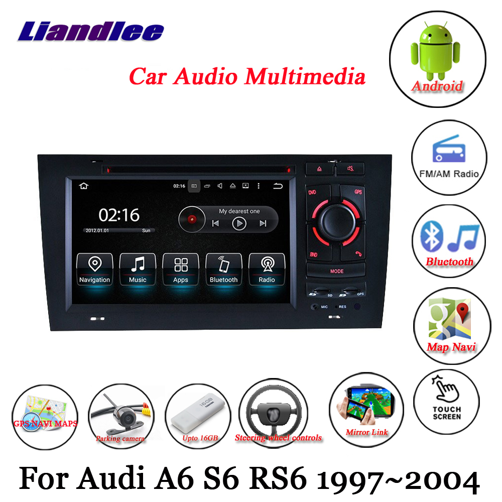 For Audi A6 S6 RS6 1997~2004-1
