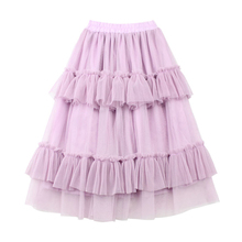 0-14Y Summer Autumn Girls Kids Long Pink Tutu Skirt with Cotton Lining Ruffle Girl Skirts Princess Long Pleated Pettiskirt Tutus am 1311 фигурка пудель латунь янтарь