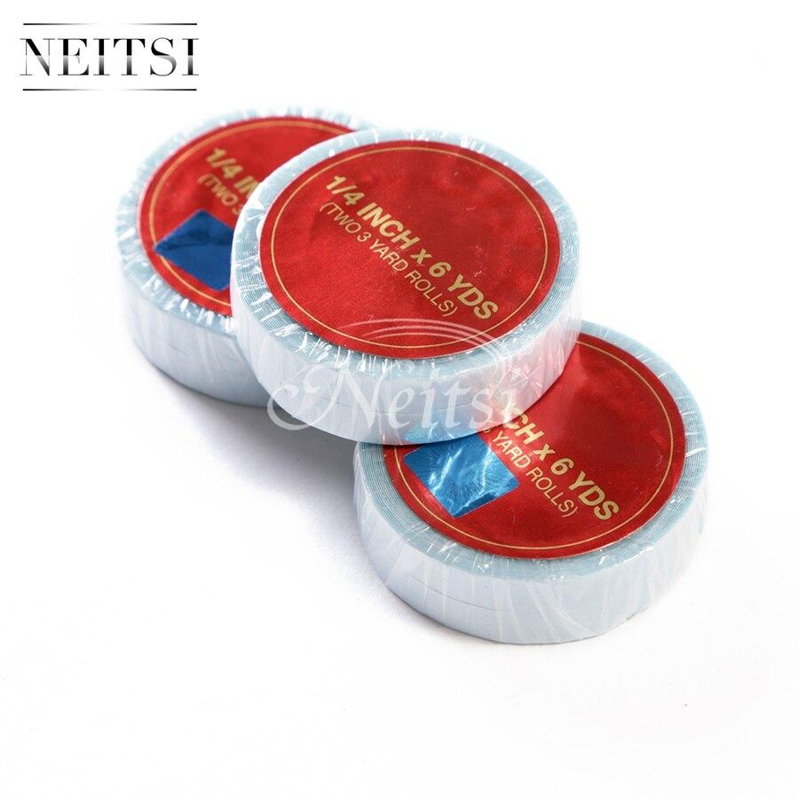Neitsi Super Glue таспасы Германия Екі жақты - Шаш күтімі және сәндеу - фото 4