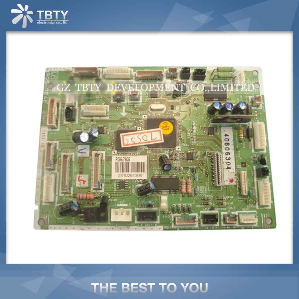 Ptinter DC Board Panel For HP 2550 HP2550 DC Controller Board Assembly On Sale 100% tested for washing machines board xqsb50 0528 xqsb52 528 xqsb55 0528 0034000808d motherboard on sale