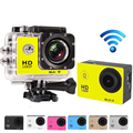 Goldfox Sport Action Cam Wifi Mini Action Photo Digital Camera 1080P HD DV Recorder Go Diving Pro Hero SJ7000 Style