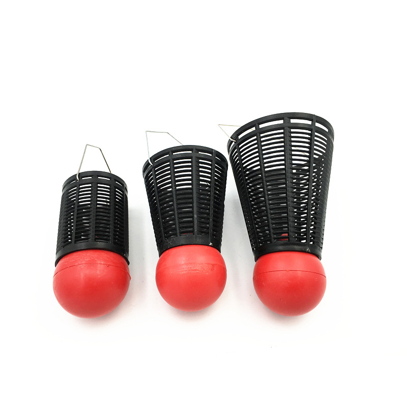 Small Bait Cage Fishing Trap Basket Feeder Holder Stainless Steel Wire Fishing Lure Cage Fish Bait Fishing Accessories Tackle emphasis has been placed on the appeal of shoes pu sandals 15 cm super stilettos model stage photos of shoes