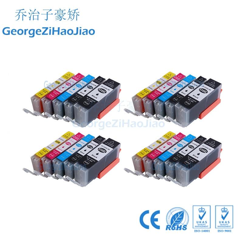 20 шт. PGI550 CLI551 550xl чернильный картридж совместимый для canon IP7250 MG5450 MX925 MG5550 MG6450 MG5650/6650 IX6850 MX725/925