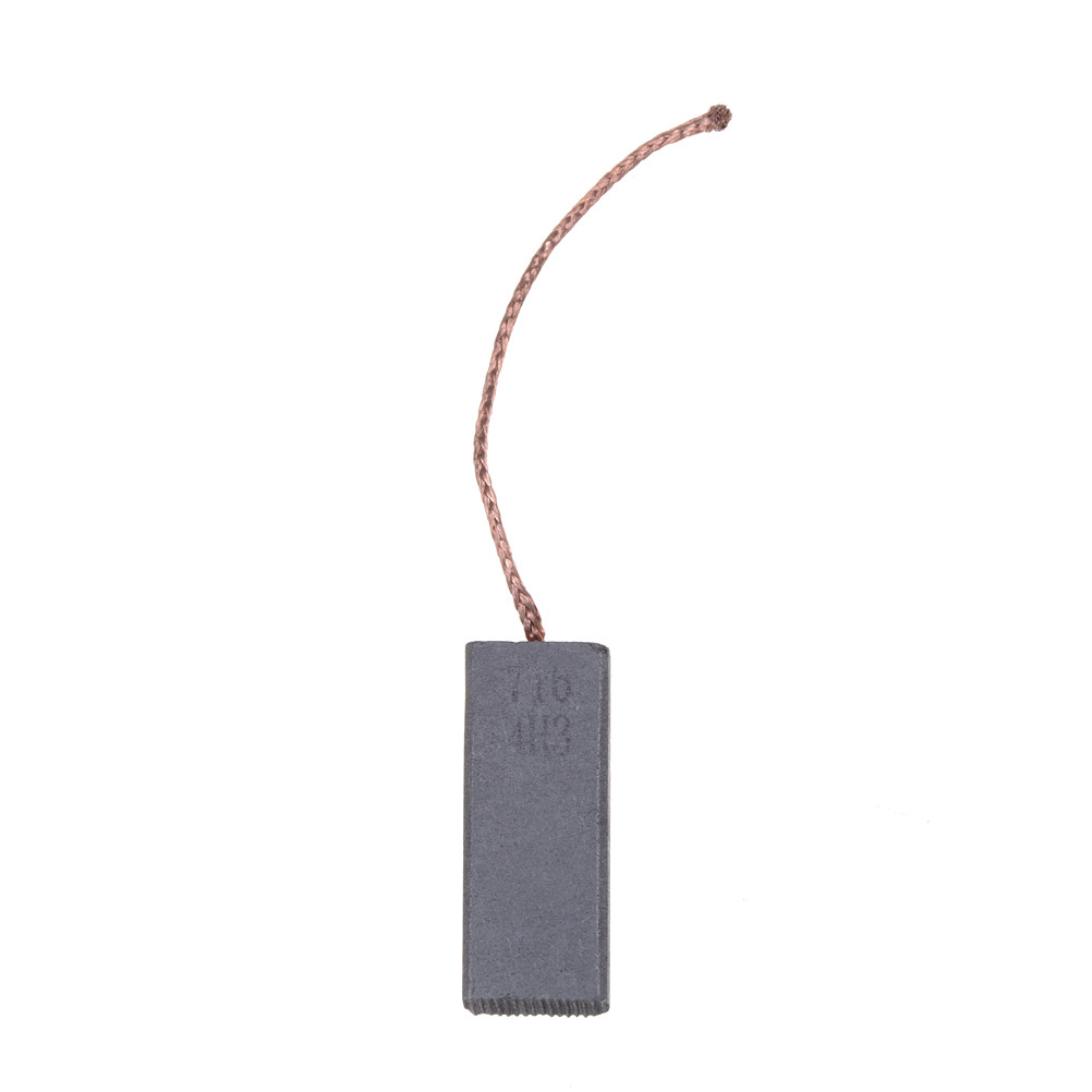 ZLinKJ 2Pcs 36x12.5x5mm Carbon Brush Replacement For BOSCH NEFF For SIEMENS WASHING MACHINE