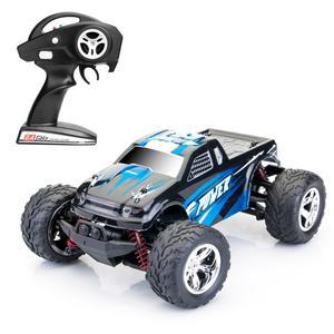 Image 2 - RC سيارة 1:20 4WD عالية السرعة على الطرق الوعرة التحكم عن بعد سيارة 45 km/h 2.4 GHz جميع التضاريس راديو التحكم سباق شاحنة كبيرة 1500 mAh