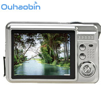 Ouhaobin 18ล้านพิกเซลCMOS 2.7นิ้วจอTFT lcd HD 720จุดกล้องดิจิตอลตุลาคม16 Dropship
