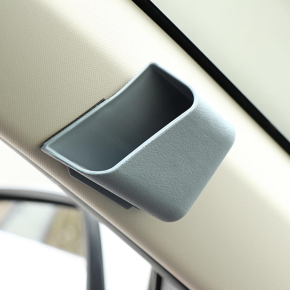 Auto Truck Pillar Pocket Holder Box Storage Bag For Nissan Teana X-Trail Qashqai Livina Tiida Sunny March Murano Juke