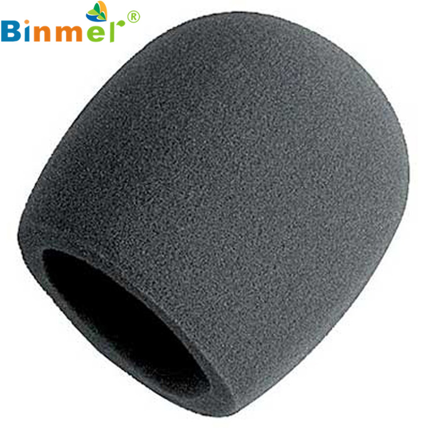 High Quality 2016 On Stage Foam Ball-Type Mic Anti Saliva Windscreen For Microphones New Jun22