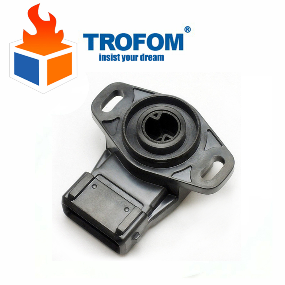 Throttle Position Sensor TPS Sensor MD628074 For for Mitsubishi Lancer Outlander Pajero 550515 J5645001 TH404 1580818 hyundai excavator round throttle sensor accel actuator throttle position sensor hyundai spare parts