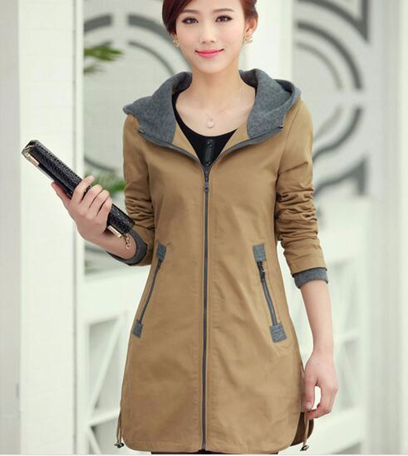 trench coat for women spring