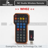 Nc studio USB Wireless Remote Handle weihong DSP Control handle for cnc engraving cutting machine WHB02
