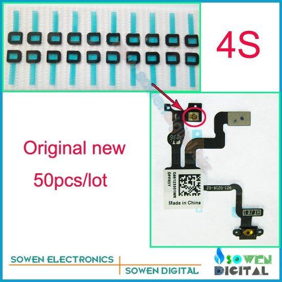 shielded sponge with gasket cushion for iphone 4s power flex sensor flex cable Light sensor Assist Sponge