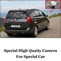Câmera do carro Para Peugeot 5008 de Alta Qualidade Rear View Camera Back Up Amigos Usam | CCD + RCA