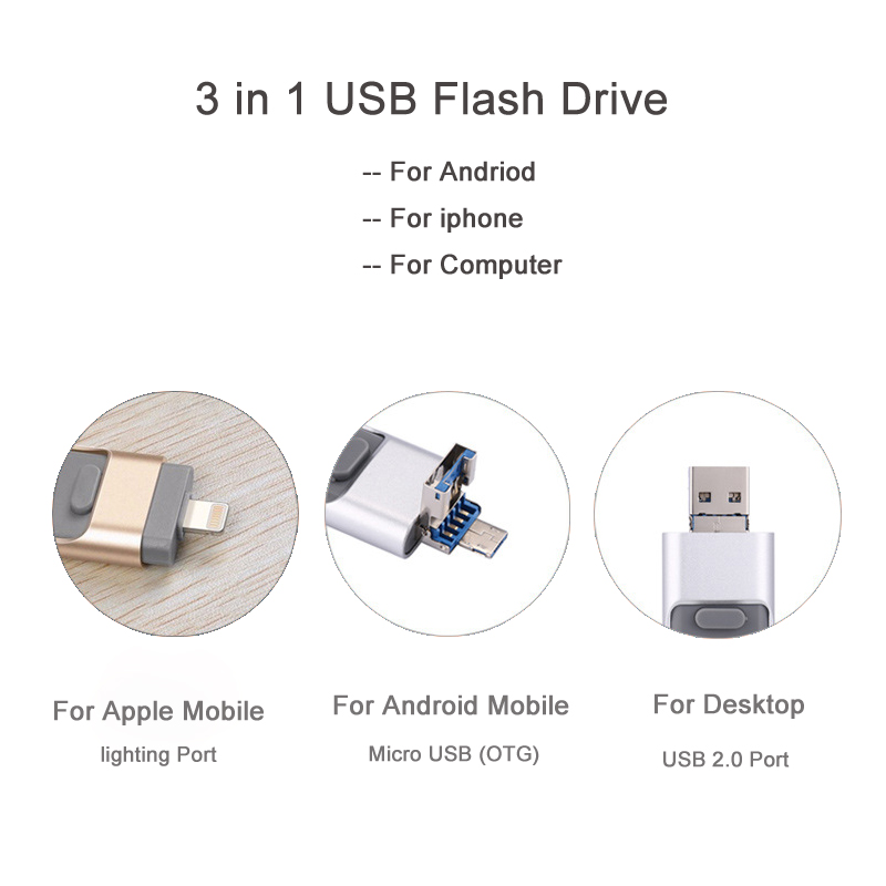 5 32GB Pen Drive USB