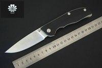 3D G10 Handle Tabargan 95 Bearing Folding Knife D2 Balde Camping Hunting Pocket Survival Knives Dropshipping