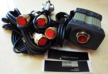 High Quality Mb Star C3 Red port Xentry DAS Diagnosis With 5 Cable and Software HDD 2016/9 Free Gift R232 To USB cable