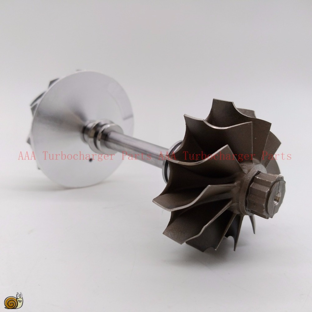 TF035 Turbocharger Part Turbine wheel 36.2x43mm,Compressor wheel 38.2x49mm supplier AAA Turbocharger Parts k16 turbo billet compressor wheel 44 3x63 4mm 5316 970 7010 5316 970 7013 9040964299 9040965299 aaa turbocharger parts