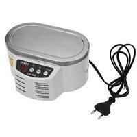 Hot Sale Ultrasonic Cleaner 600ml Intelligent Control 30W/50W Digital Mini Ultrasonic Cleaner Bath for Jewelry Glasses Cleaning