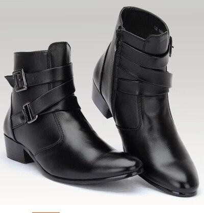 Online Get Cheap Men Black Boots -Aliexpress.com | Alibaba Group