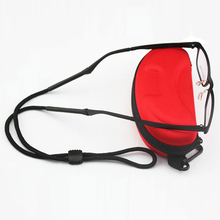 1Pcs Adjustable Silicone Sunglasses Chain Glasses Eyeglasses Straps Accessories Elastic Anti Slip String Ropes