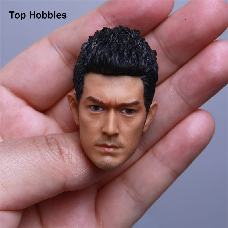 Legislation-haired Asian Superstar Male face 1/6 Scale kaneshiro Head Carve Sculpt Fit 12 Inch Phicen Action Figure Doll Toys 1 6 scale figure accessories doll female head for 12 action figure doll head shape fit phicne