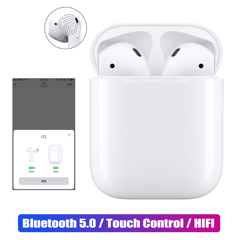 39ca6c48209 X8 TWS Bluetooth Earphone 5D Stereo Wireless Earbuds Mini TWS Earphone  Waterproof Headfrees with 2200mAh Power