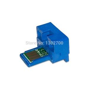 Image 3 - 5PCS MX B45GT toner cartridge chip For Sharp MX B350P MX B450P MX B355W MX B455W MX B350W MX B450W MXB355W MXB455W powder reset