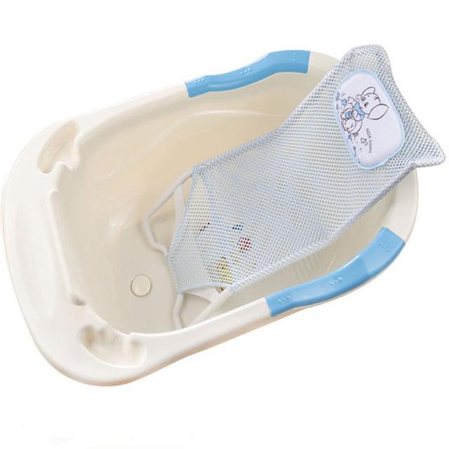 1 PC Banho de Chuveiro Do Bebê Saco de Corda Net Rede Banho de Leito Banho Do Bebê Banho Do Bebê Quadro Fornecimento de Berço Do Bebê
