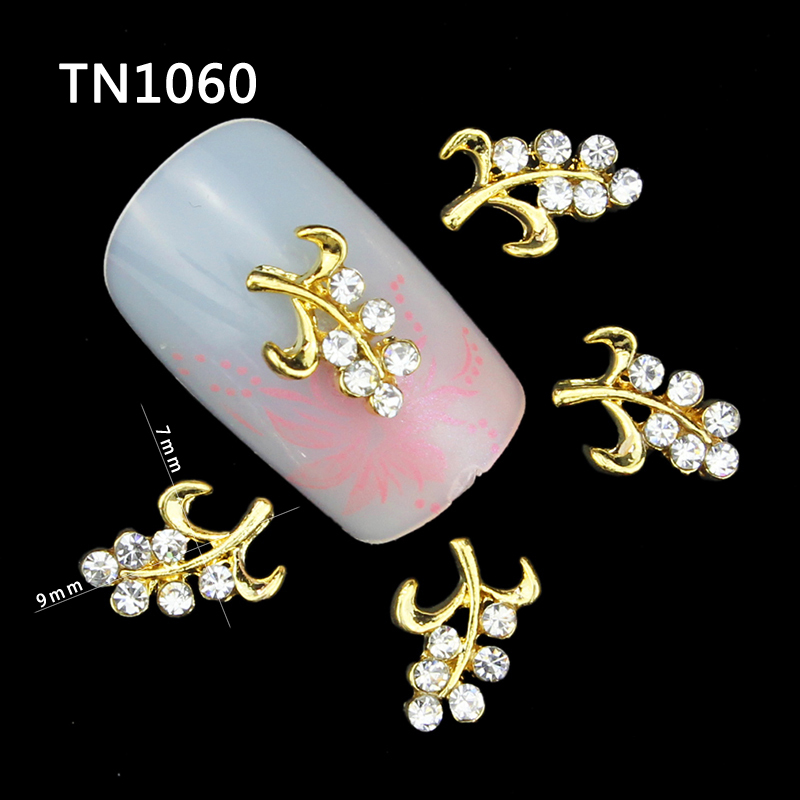 10pcs 3d alloy nail studs glitter rhinestone nail art decorations charm jewelry for manicure grapes design nail tool TN1060 3d charms glitter nail art decorations mix irregular beads rhinestones alloy studs design manicure nail gel laser paillettes
