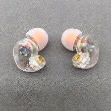 Tiandirenhe TH20 In Ear Oortelefoon 10Mm Dynamische Eenheden Running Sport Headset Mmcx Kabel Voor Shure SE215 SE535 SE846 UE900 Hoofdtelefoon