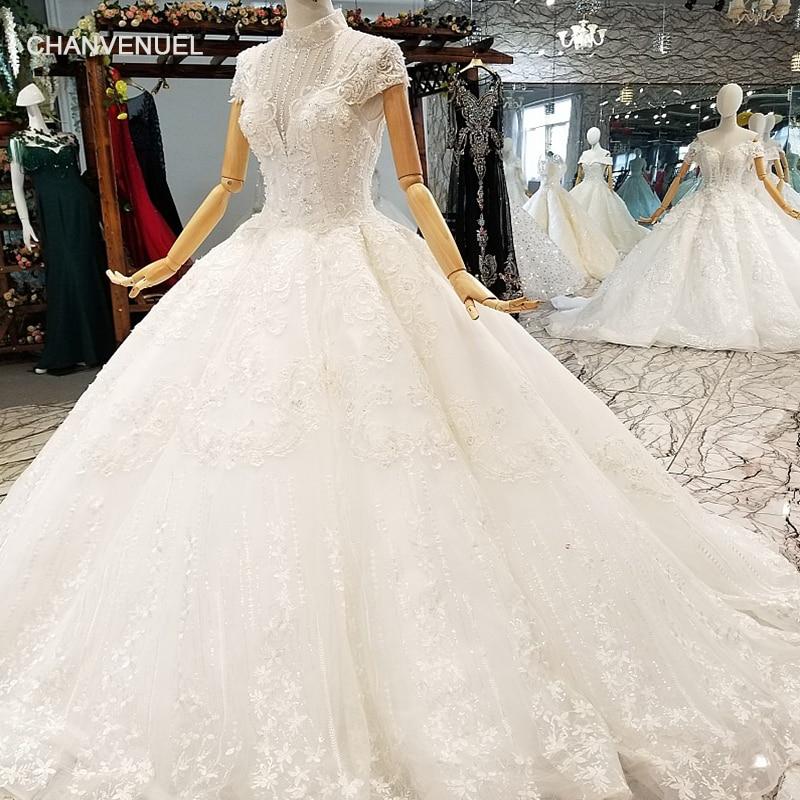 Aliexpress.com : Buy LS812401 Sweep Train Simple Wedding